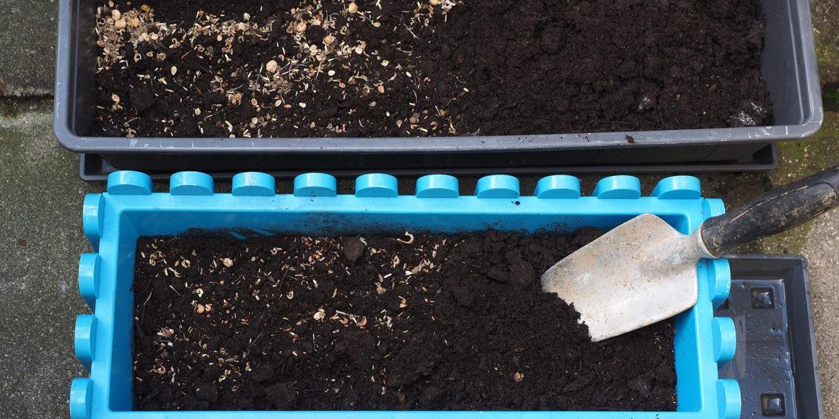 Utiliser le compost pour les jardinières