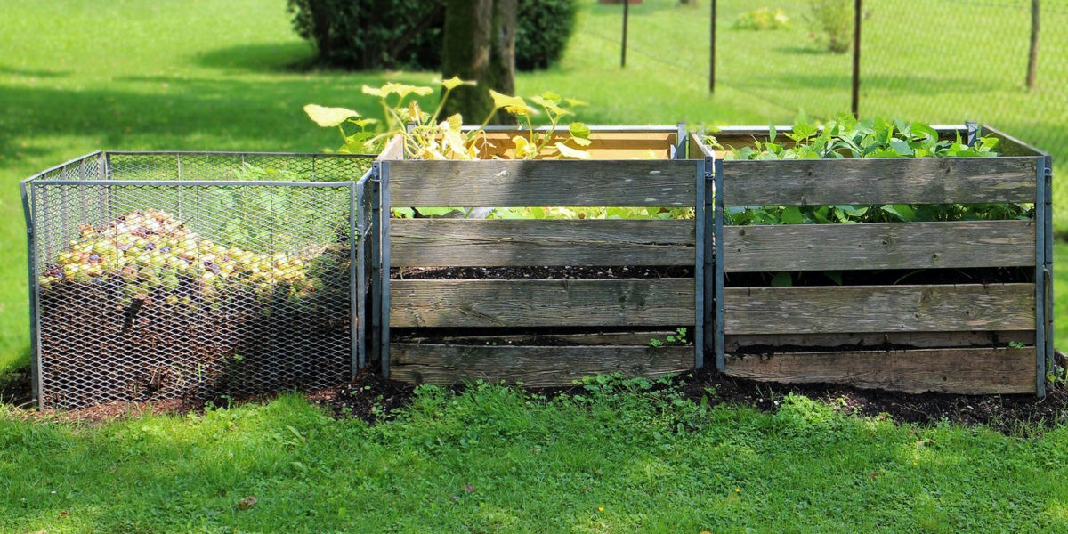 Bien recycler les déchets au jardin