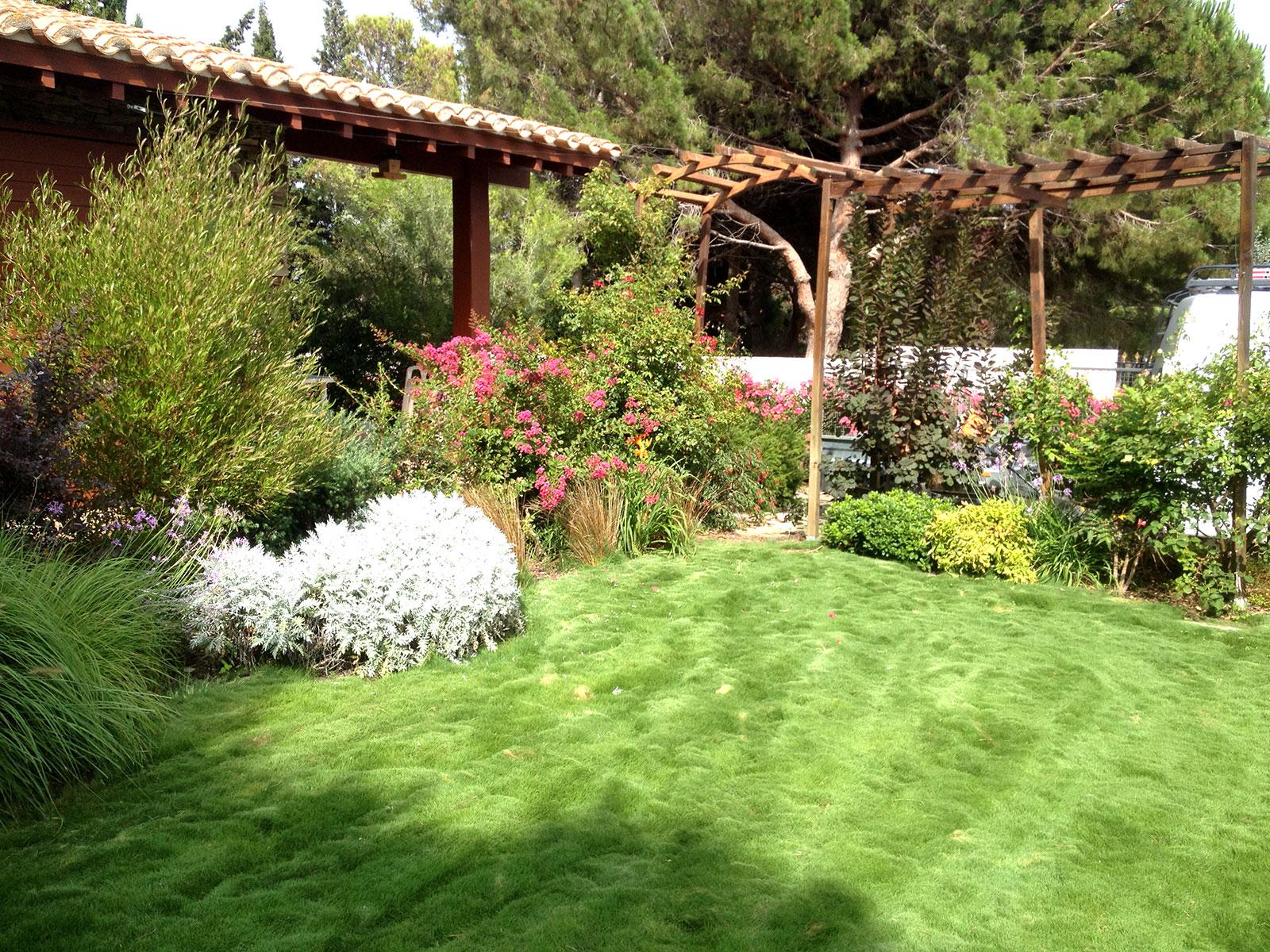 concevoir son jardin comme un paysagiste nouveaux. Black Bedroom Furniture Sets. Home Design Ideas