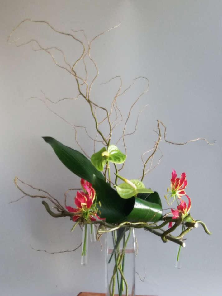 Créations florales de L'Atelier de Mo
