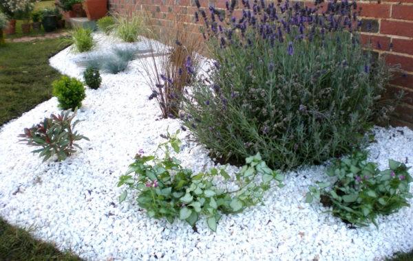 Belle Préparation du sol pour créer un jardin sur gravier - Blog jardin WI-96