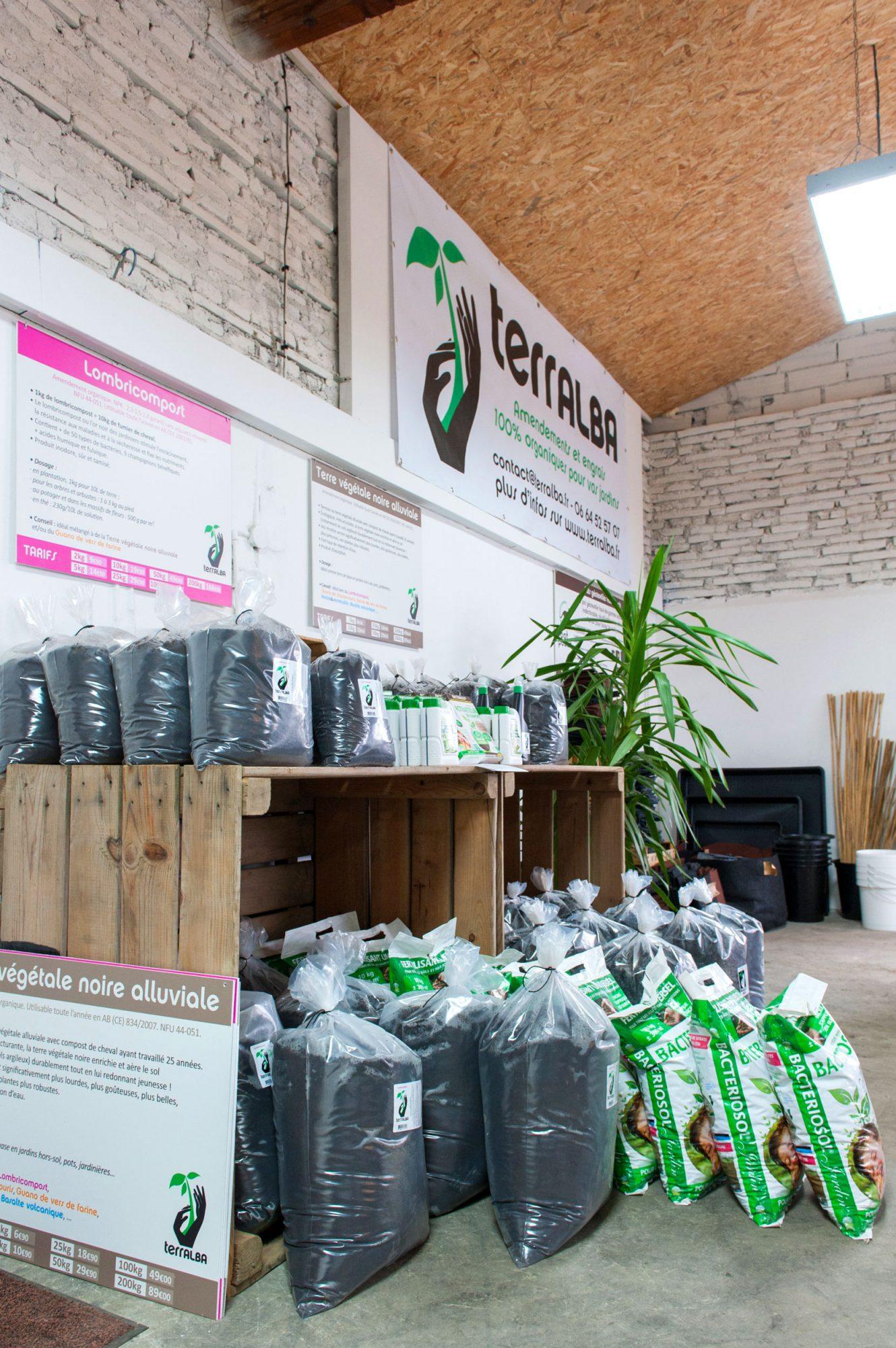 Jardinerie Terralba