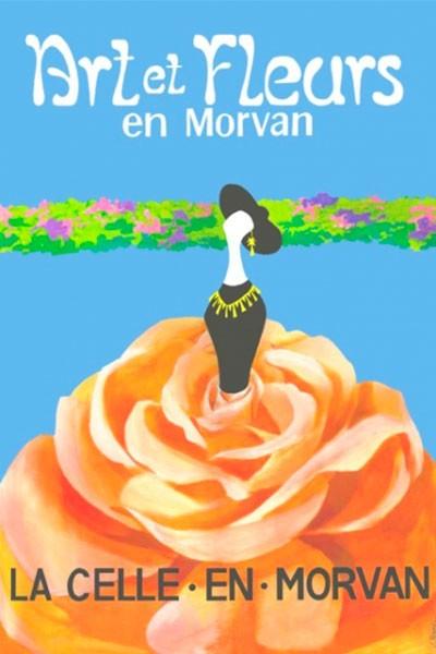 Art et fleurs en Morvan