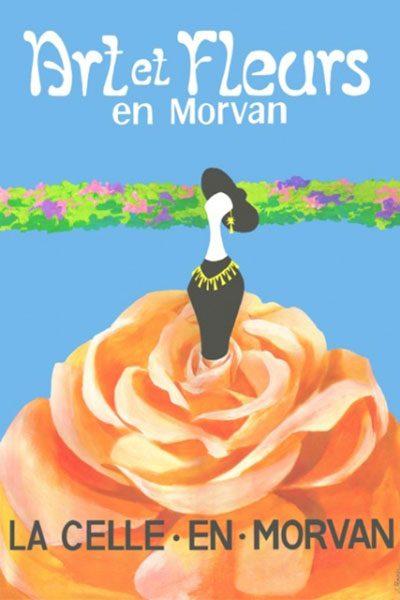 18ème fête Art et Fleurs en Morvan