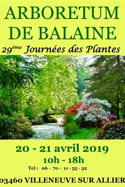 Fête des plantes à l'Arboretum de Balaine