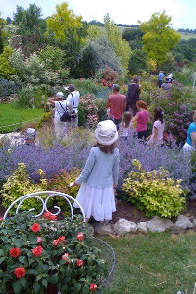 Fête de la Rose au Jardin de Marie
