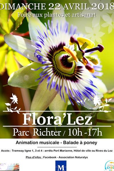 Exposition Vente Flora'Lez