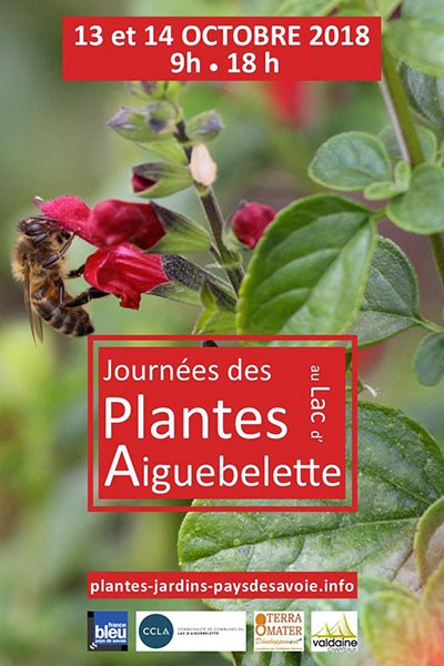 Journées des Plantes d'Automne au lac d'Aiguebelette