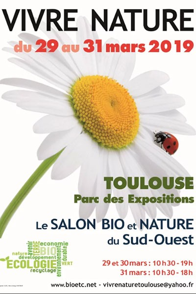Salon Vivre Nature de Toulouse