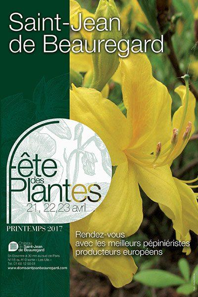 Fête des Plantes de Saint-Jean de Beauregard