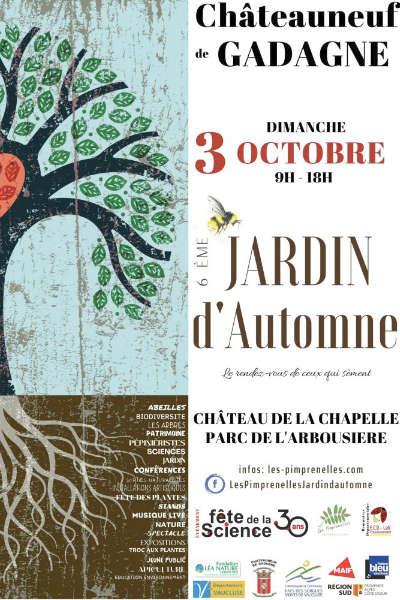 Troc de plantes et vente de végétaux du Jardin d'Automne