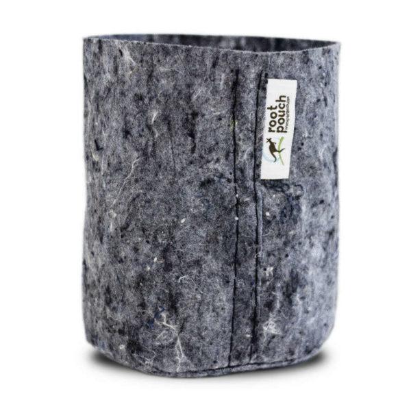 Root Pouch gris sans poignées 4l