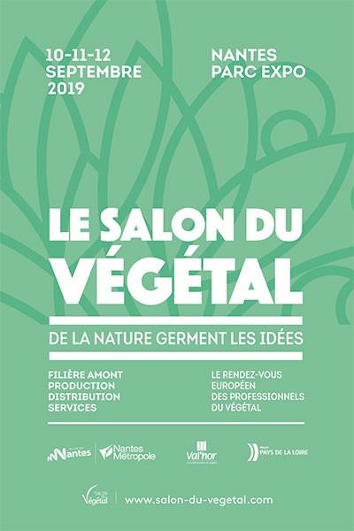 Salon du végétal à Nantes - Evénéments jardin