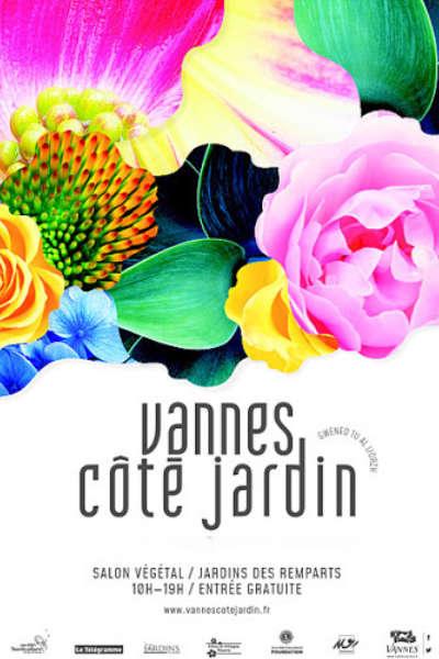 Vannes Côté Jardin