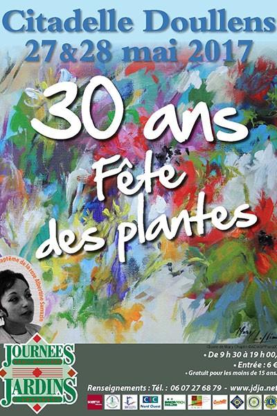 30 ans de Fête des Plantes