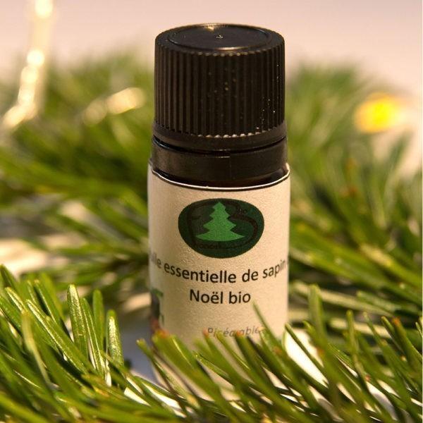huile essentielle de sapin Nordmann