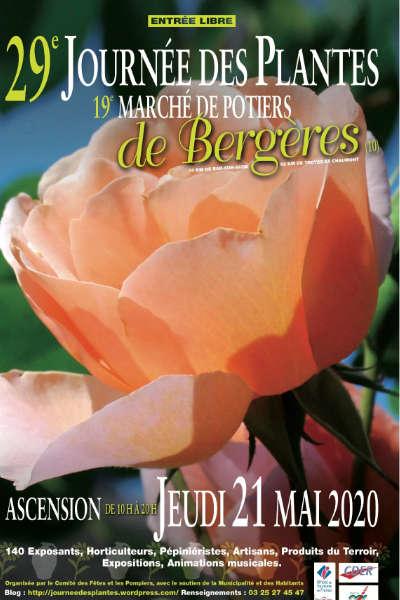 Journée des Plantes de Bergères