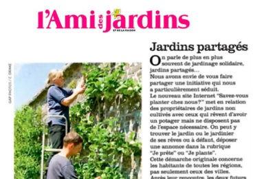 L'ami des Jardins - Jardins partagés