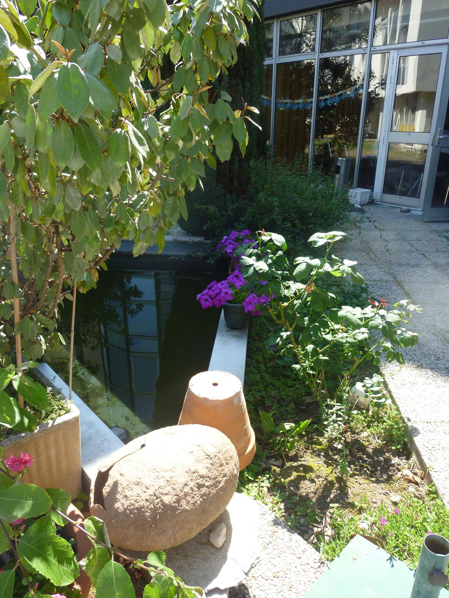 Prêt de jardin à Courbevoie
