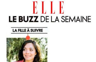 ELLE magazine - La bonne fée des jardiniers
