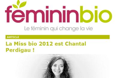 Féminin Bio - La Miss Bio