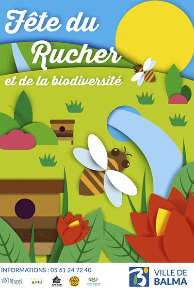 Fête du Rucher et de la Biodiversité