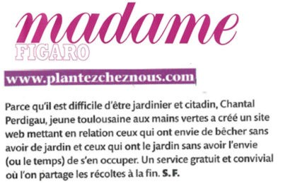 Madame Figaro - Service convivial et gratuit