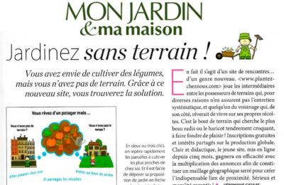 Mon Jardin & Ma Maison - Jardinez sans terrain !