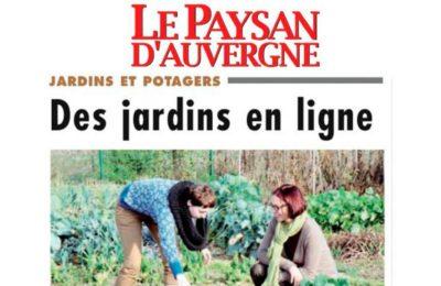 Le Paysan d'Auvergne - Des jardins en ligne