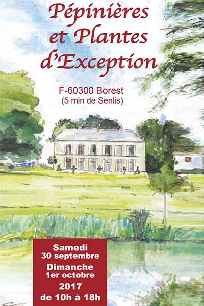 9 ème week-end Pépinières et Plantes d'exception