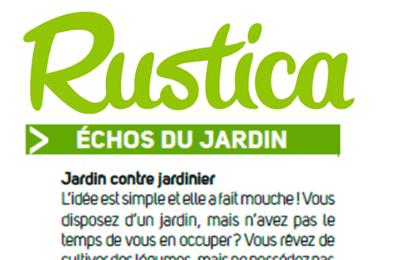 Rustica - Jardin contre jardinier