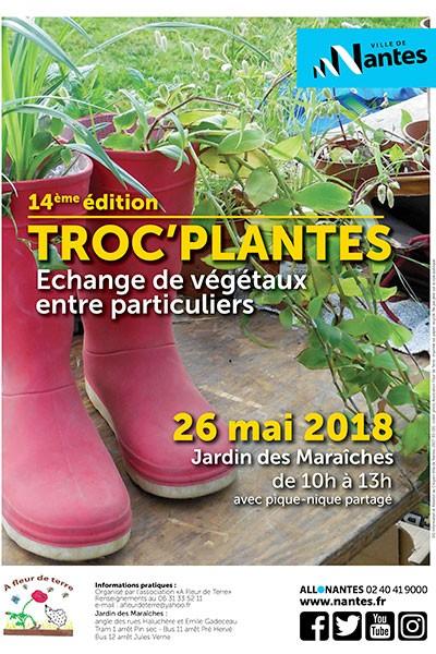 Troc'Plantes Nantes