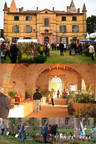 Journée des Plantes au château de Bonrepos-Riquet