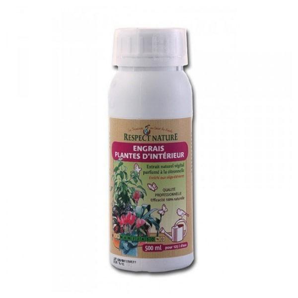 Engrais naturel Plantes d'intérieur