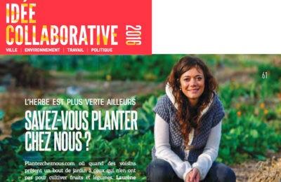 Idée Collaborative - L'herbe est plus verte ailleurs