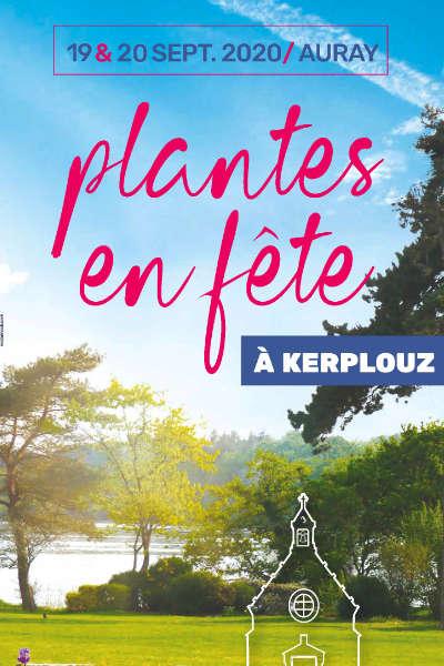 Plantes en Fête de Kerplouz à Auray