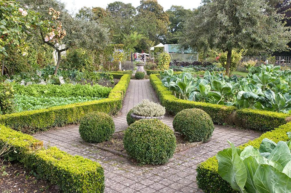 Parc et Jardin de Saint-Vincent