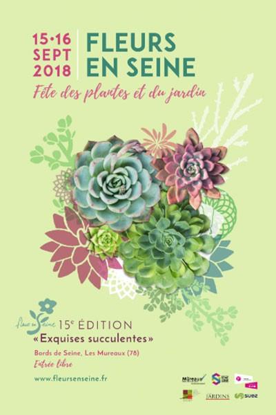 Fleurs en Seine - Fête des plantes et du jardin