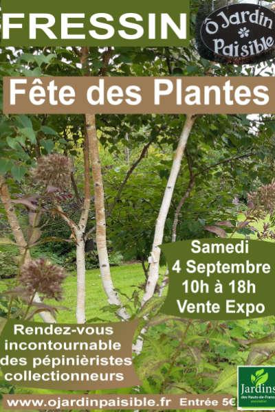 Fête des Plantes et du Jardin - Ô Jardin paisible
