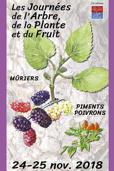 Journées de l'Arbre, de la Plante et du Fruit