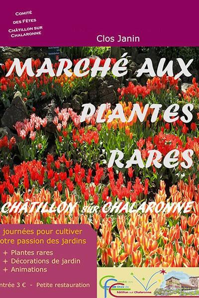 Le Marché aux Plantes Rares