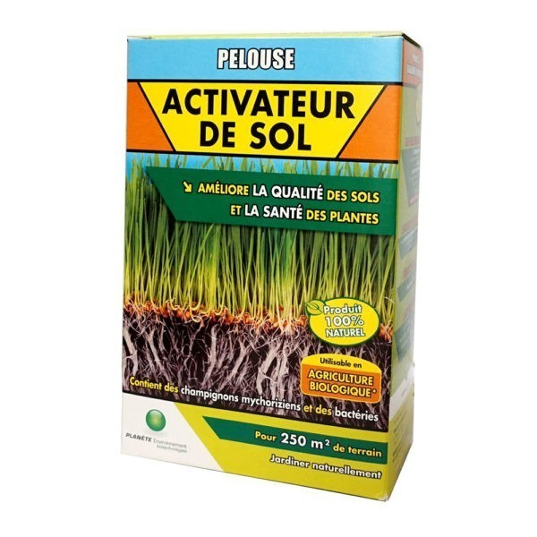 Activateur de sol pelouse