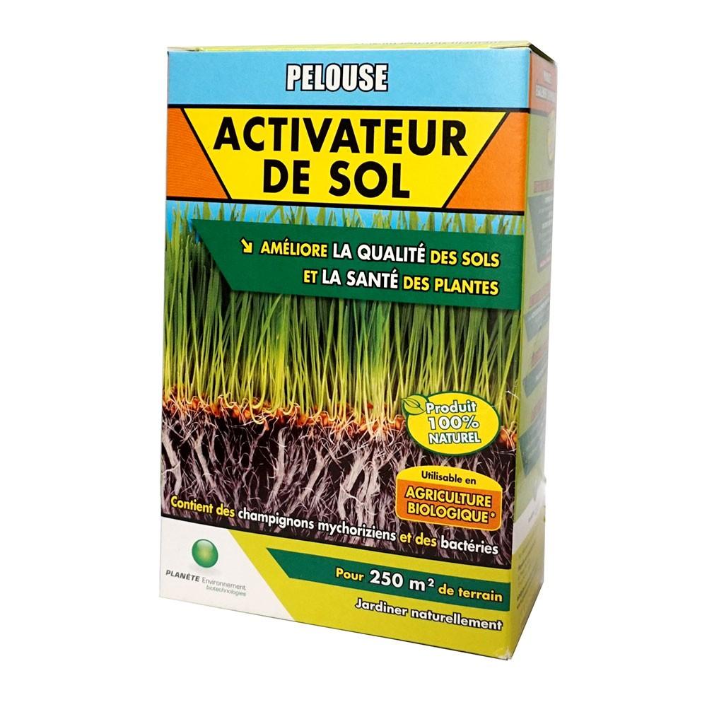 Activateur de sol pelouse