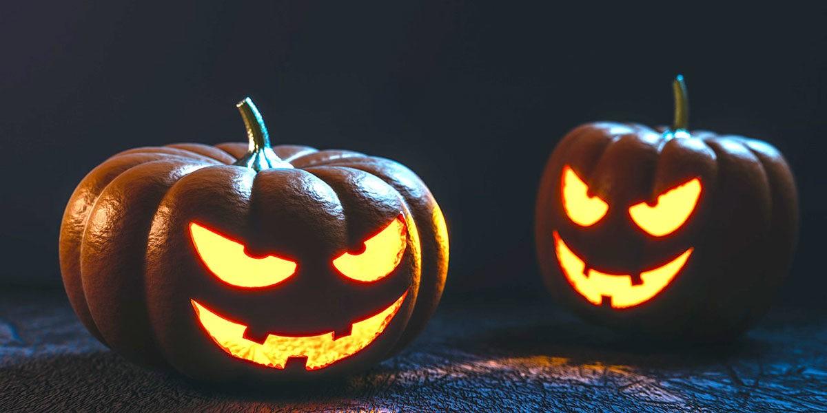 Faire une citrouille d'Halloween