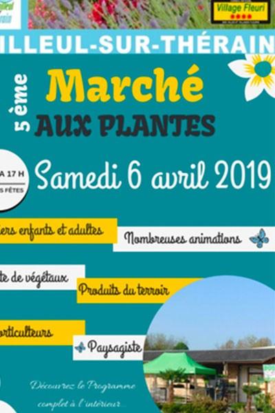 Bourse aux plantes de Bailleul-sur-Thérain