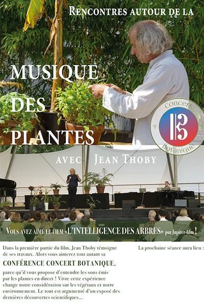 Musiques botaniques à la Pépinière Botanique