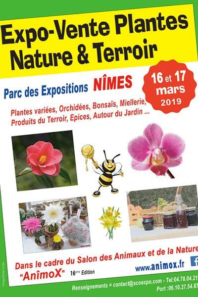 Expo-Vente Plantes, Nature et Terroir