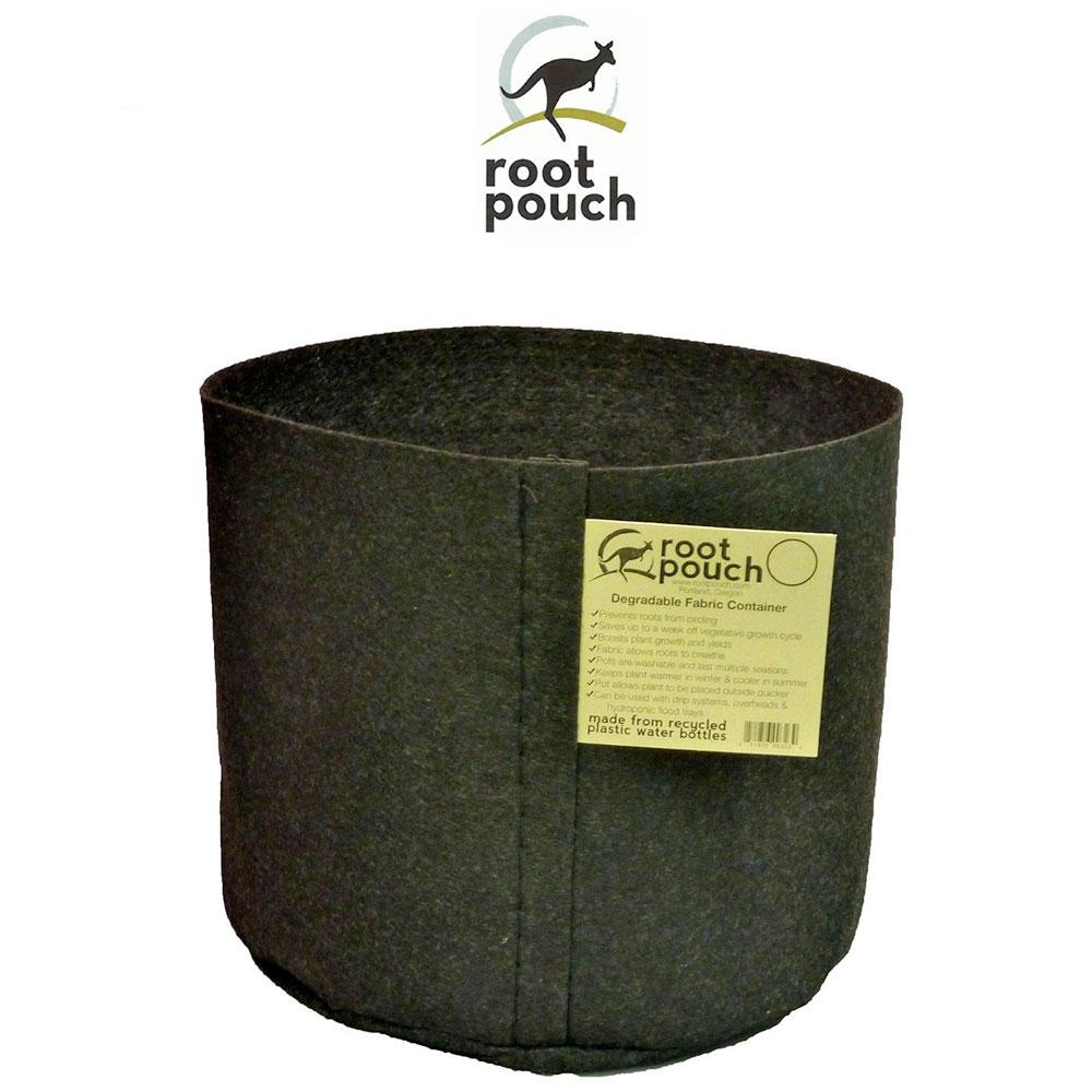 Root Pouch Noir sans poignées