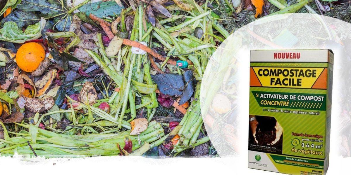 Accélérer votre compost avec un Activateur de Compost, même en hiver !