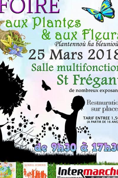 Foire aux Plantes de Saint-Frégant